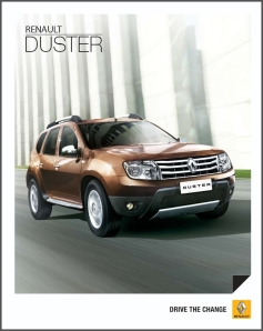 Duster_India