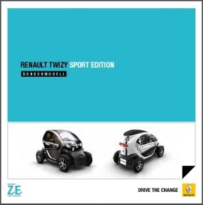 Twizy Sport