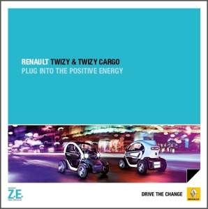 Twizy + Van
