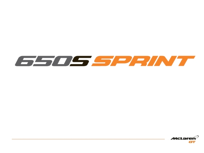 McLaren 650spir