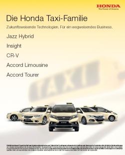 Honda taxi 2013