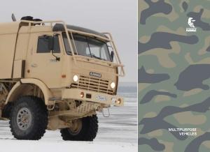 Kamaz Military 2010 RU-ENG