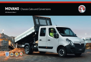 Movano ChassisCab