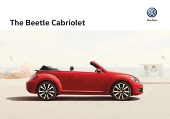VW Beetle Cab