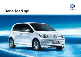 VW e-loed up