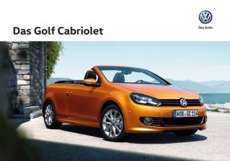 VW Golf Cab
