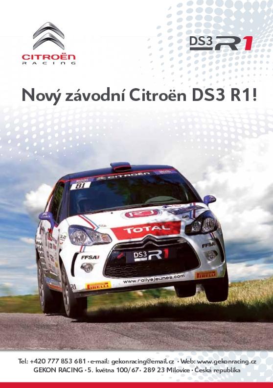 DS3 R1 2013 CZ 1